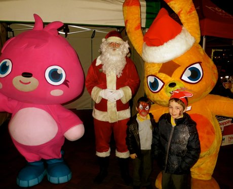 Heart Angels: Love Bedford Christmas Activity - Pa