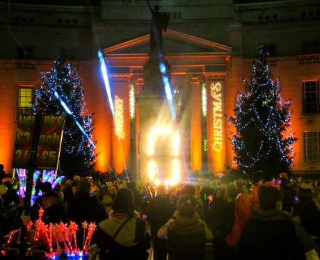 Heart Angels: Lighting up Luton 2013 (7th November