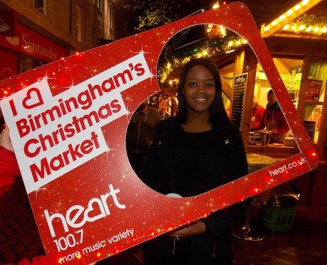 Give it some Heart: Birmingham Christmas Market (1