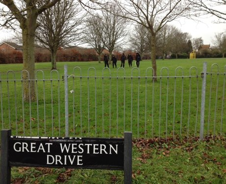 Great Western Drive and Forensics Team