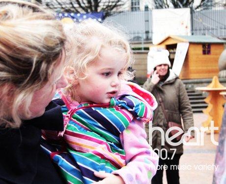 Heart Angels: Birmingham Christmas Market  with Ne