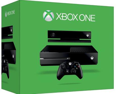 Xbox One box console in box