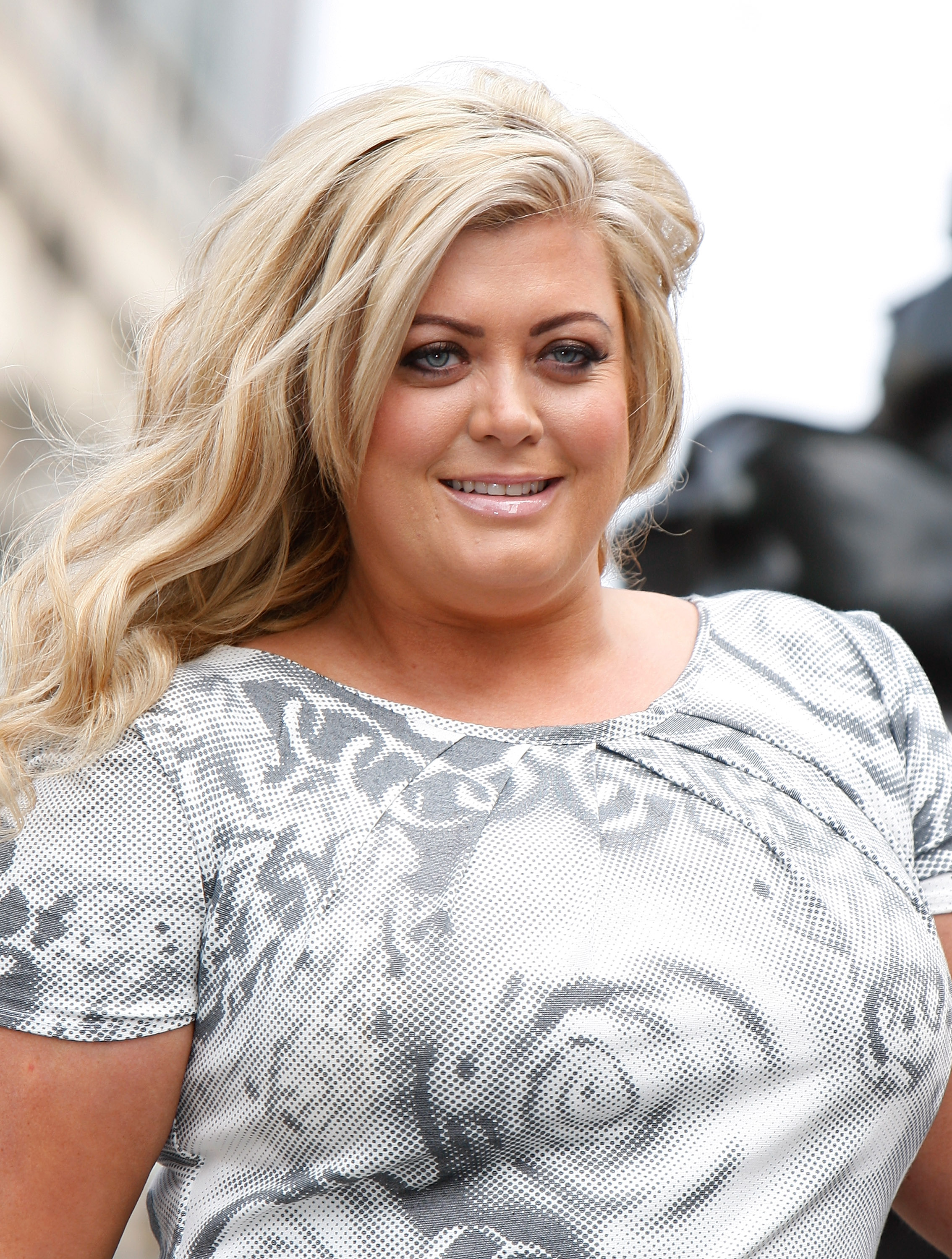 TOWIE star Gemma Collins