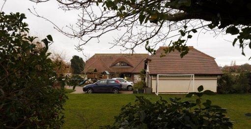 murder investigation in Bosham