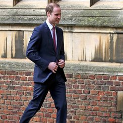 Duke of Cambridge returns to student life