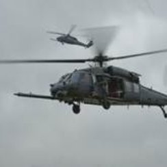 Helicopter RAF Lakenheath