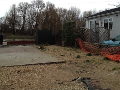 5 mobile homes may have to be scrapped