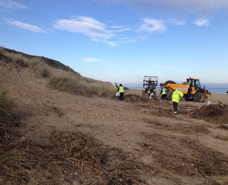 Great Yarmouth Beach Clean Up