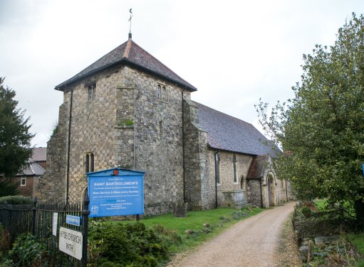 St Bartholomew's Church Winchester