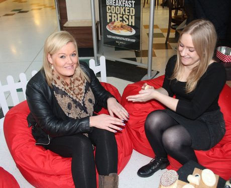 Brunel Wedding Fayre- Ladies Lounge 2014