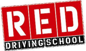 Logo for RED Driving School