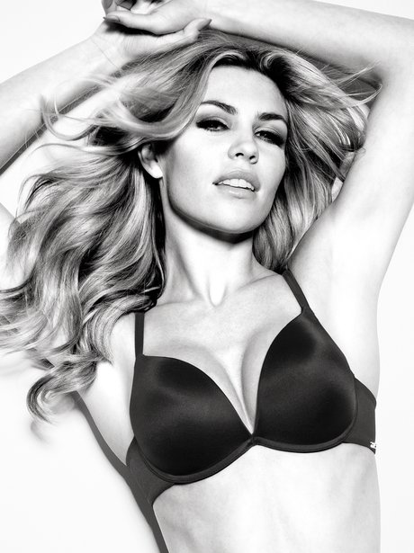 Abbey Clancy Models for Ultimo