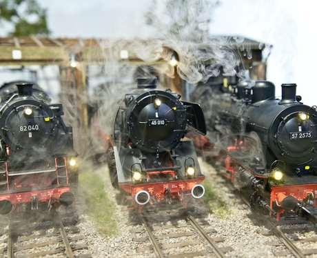 toy stream trains