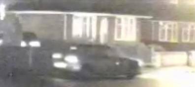 Poole hit and run Christopher Colegate CCTV car