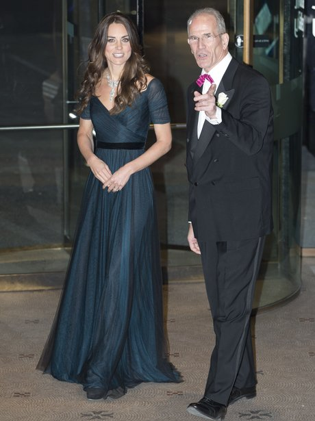 Kate Middleton at the National Portrait Gallery 20