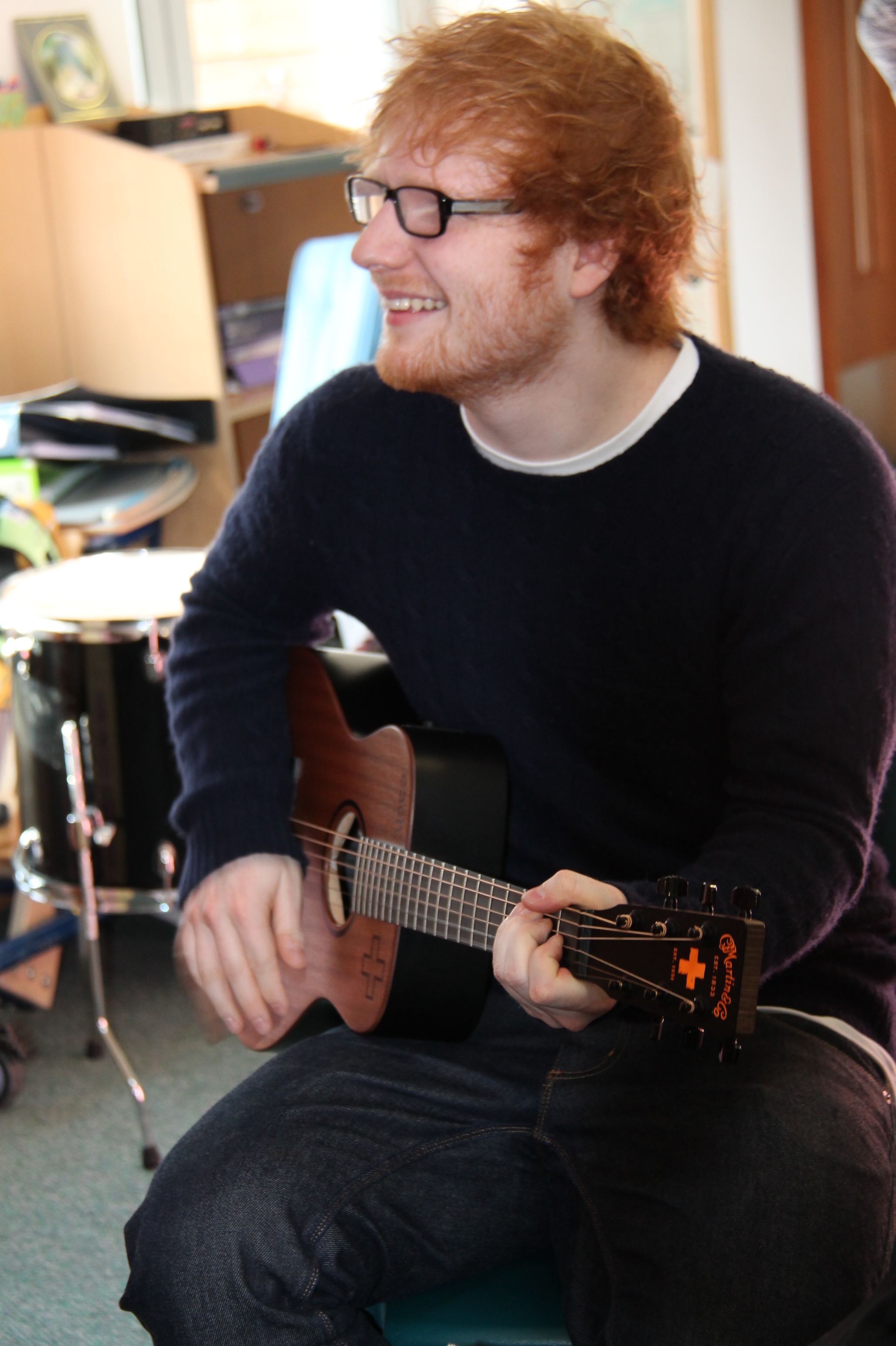 Ed Sheeran EACH