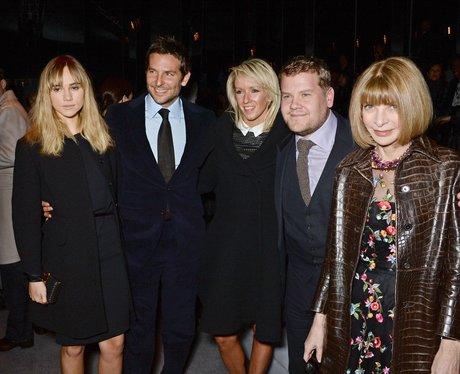 Suki Waterhouse, Bradley Cooper, Julia Carey, Jame