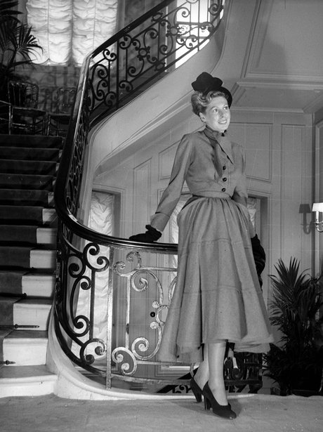Christian Dior's Dress Fashion