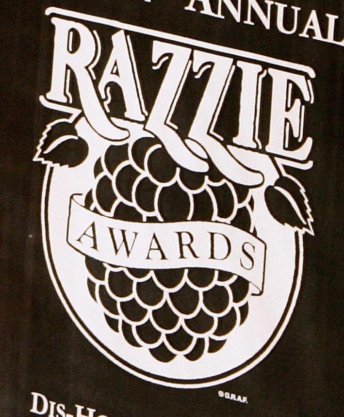 Razzie Awards poster
