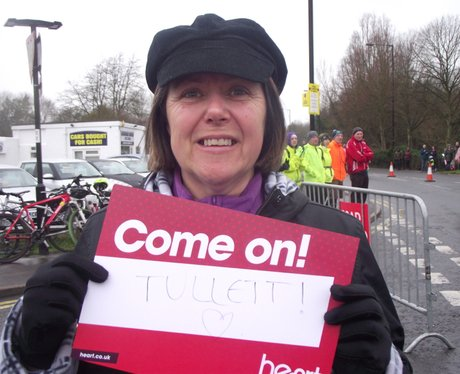 Heart Angels: Bath Half Marathon - The Supporters