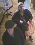 Essex Police release CCTV of woman after theft