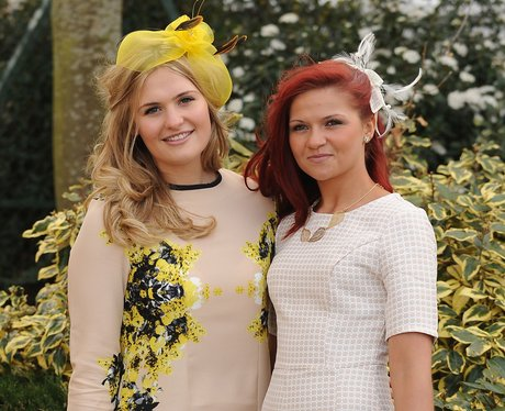 Cheltenham Festival 2014 - Wednesday Ladies Day