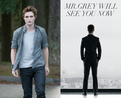 'Twilight' Or 'Fifty Shades Of Grey'?