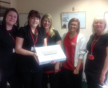 Heart Angels: Angel Delights Business Visits