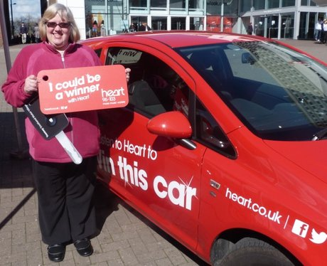 Vauxhall Corsa Sting Car Giveaway