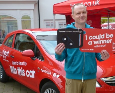 Vauxhall Corsa Sting Car Giveaway Day Four