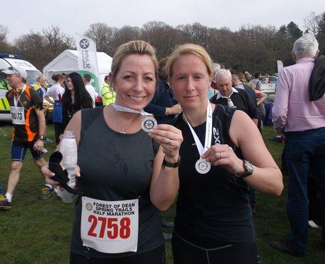 Forest of Dean Half Marathon 2014 Post Race
