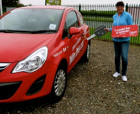 Vauxhall Corsa Sting Car Giveaway Day Seven
