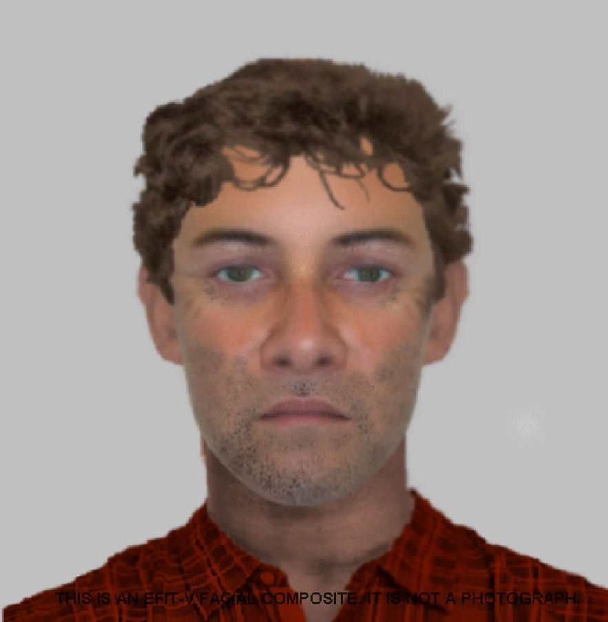 Attfield Case - Efit Suspect 1