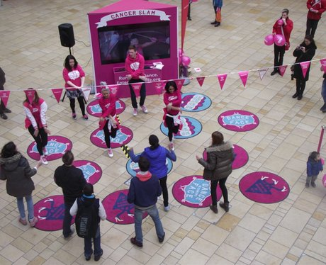 Heart Angels: Race For Life Launch Bristol Cabot C