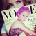 Image 5: Kylie poses with Australian Vogue cover