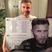 Image 5: Gary Barlow with his tour poster