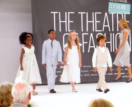 Milton Keynes theatre of fashion weekend