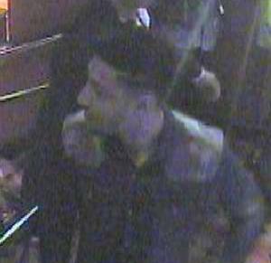 Watford CCTV Suspect 2