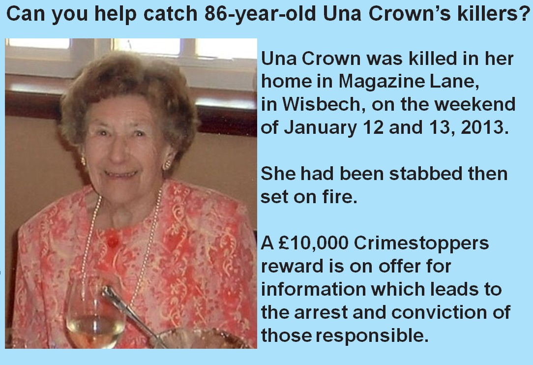 Una Crown Police Poster