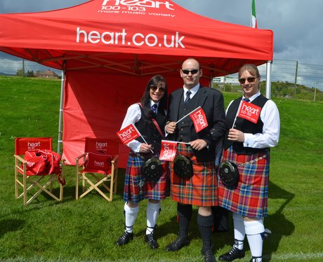 Heart Angels: Gourock Highland Games- Part Two (11
