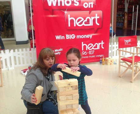 Heart Angels: Who's On Heart