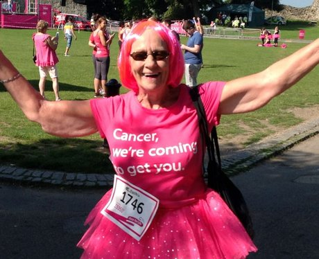 Heart Angels: Rochester Race For Life - Fancy Dres