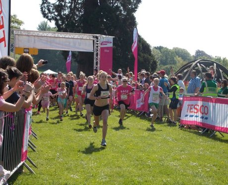 Race For Life- Dorchester