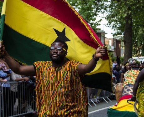 Luton Carnival Procession
