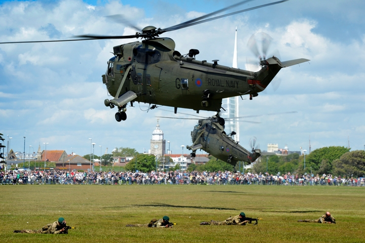 D-Day commemorations in Southsea