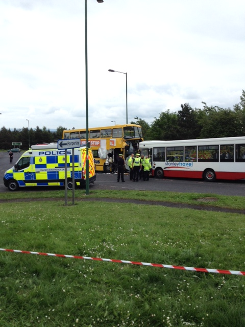 Stanley Bus Crash