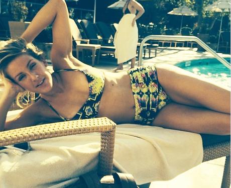 Ellie Goulding Bikini Instagram