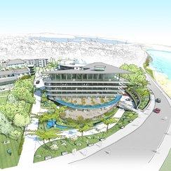 St Michael's hotel plans