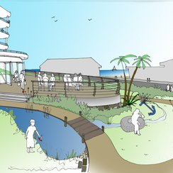 St Michael's hotel development