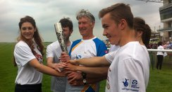 Queen's Baton Relay Newmarket